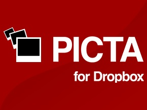 Picta for Dropbox Photo Apps Roku Channel Store
