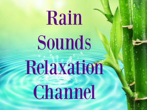 Rain Sounds Relaxation Channel Logo