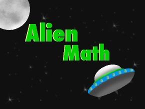 Alien Math Games Roku Channel Store