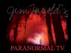 Jim Harold's Paranormal TV Logo