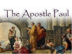 The Apostle Paul Roku Channel Store Roku