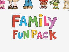 Family Fun Pack Kids Amp Family Roku Channel Store