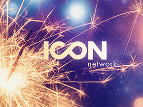 ICON network Logo