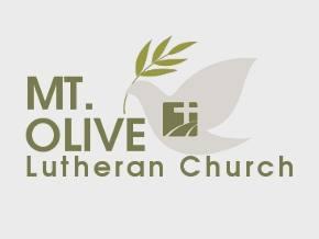 Mt. Olive Ev. Lutheran Church Logo